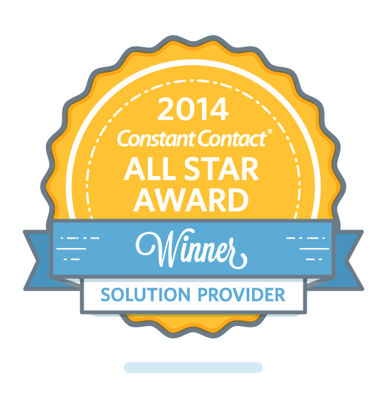 Constant Contact's All Star Award, 2014